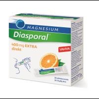 Diasporal Magn. 400 Extra Direkt rakeet, annospussi 20 kpl