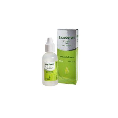 LAXOBERON 7,5 mg/ml tipat, liuos 30 ml