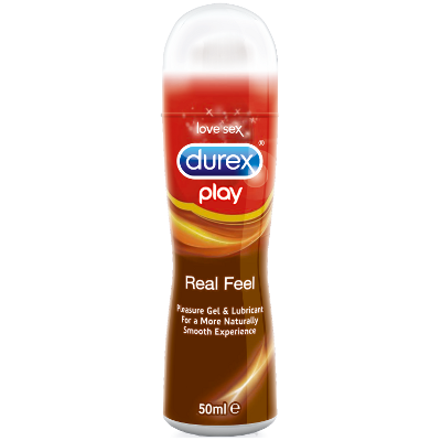 Durex Real Feel liukuvoide X50 ml