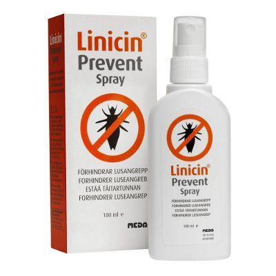 LINICIN PREVENT SPRAY X100ML