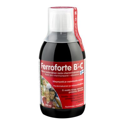 Ferroforte B+C 250 ml