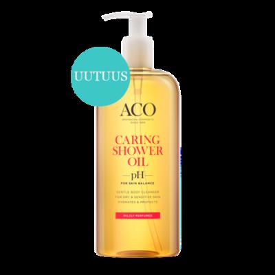 ACO Body Caring Shower oil 400 ml