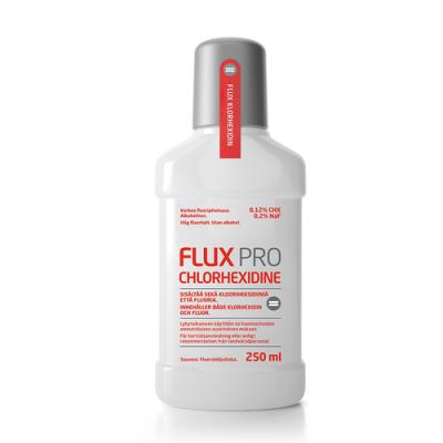 Flux Pro Chlorhexidine suuvesi (1,2-2 mg/ml) 250 ml