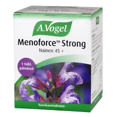 MENOFORCE STRONG SALVIATABLETTI, 8351 X30 TABL