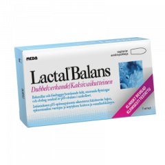 LACTAL BALANS EMÄTINPUIKKO X7 KPL