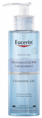 Eucerin DermatoCLEAN Ref.Cleans.Gel 200 ml
