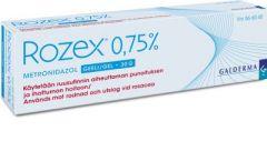 ROZEX 0,75 % geeli 30 g